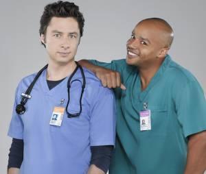 Les meilleures bromance dans les séries : JD et Turk dans Scrubs