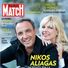 "Nikos Aliagas : ""Ma femme Tina me rassure et m'inspire"""