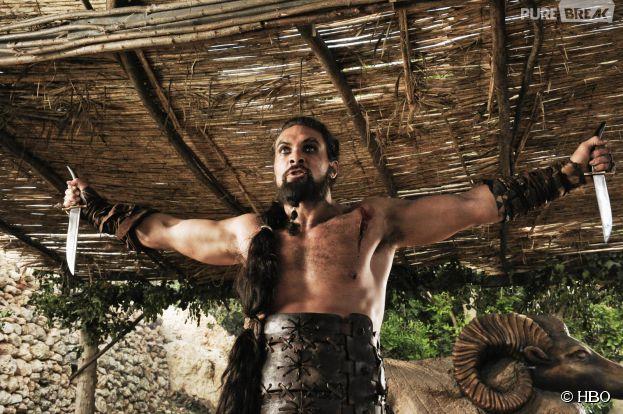 Game of Thrones : l'audition flippante Jason Momoa