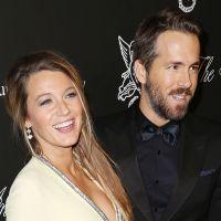 Blake Lively enceinte : décolleté incroyable aux bras de Ryan Reynolds
