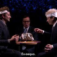 Bradley Cooper et Jimmy Fallon : concours délirant de roulette russe... d'oeufs