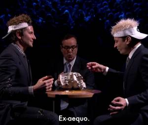 Bradley Cooper, Jimmy Fallon