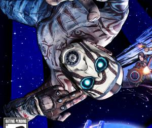 Borderlands The Pre-Sequel !, jaquette