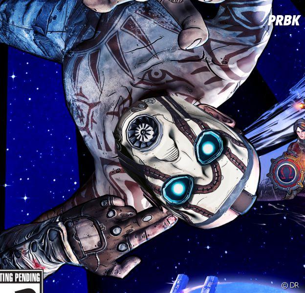 Borderlands The Pre-Sequel !, jaquette