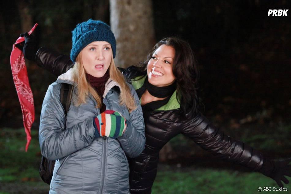 Grey's Anatomy saison 11 : rupture à venir pour Callie et Arizona ?
