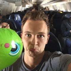 Jérôme Jarre arrêté par le FBI à cause d'un sketch dans un avion