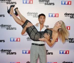 Tonya Kinzinger et Maxime Dereymez en duo dans Danse avec les Stars 5