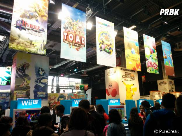 Le Stand Nintendo