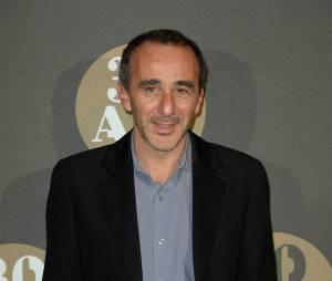 Elie Semoun pour la soirée des 30 ans de Canal+ au Palais de Tokyo, le 4 novembre 2014