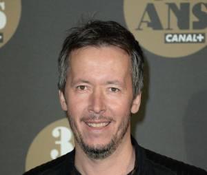 Jean-Luc Lemoine pour la soirée des 30 ans de Canal+ au Palais de Tokyo, le 4 novembre 2014