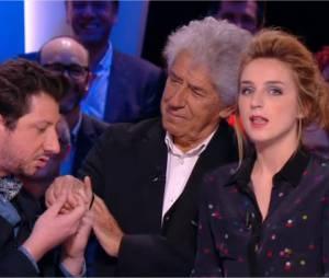 Monsieur Poulpe et Alison Wheeler : Gildas invité surprise de la météo du Grand Journal après un faux clash pour les 30 ans de Canal +