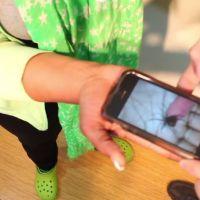 Une araignée dans son smartphone : le tour de magie qui va trop loin
