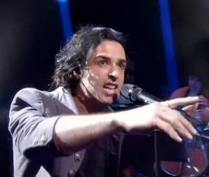 Rising Star : Arno Santamaria a encore interprété l'une de ses compositions