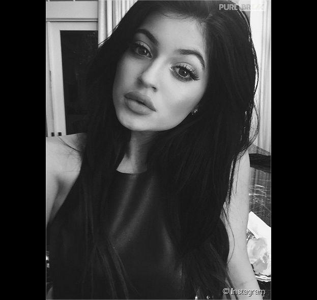 Kylie Jenner : ses lèvres gonflées par la chirurgie esthétique ? Polémique sur Instagram