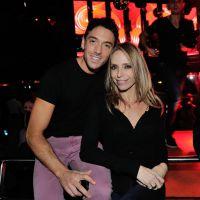 Tonya Kinzinger et Maxime Dereymez inséparables à la soirée de 25 ans du Queen