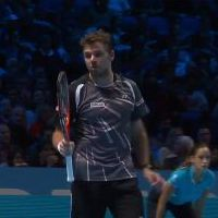 Roger Federer : la vidéo polémique de l'accrochage entre Mirka et Wawrinka