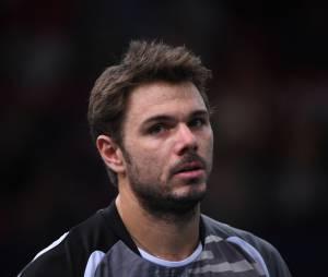 Stan Wawrinka s'est accroché avec Mirka Federer