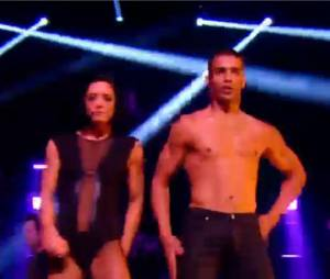 Brahim Zaibat : sa prestation sexy dans Danse avec les Stars 5 le 22 novembre 2014 sur TF1