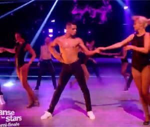 Brahim Zaibat retrouve Katrina Patchett dans Danse avec les Stars 5 le 22 novembre 2014 sur TF1
