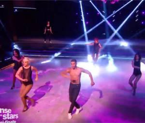 Brahim Zaibat de retour dans Danse avec les Stars 5 le 22 novembre 2014 sur TF1