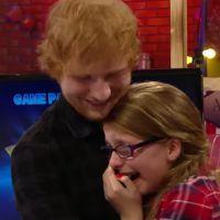 Ed Sheeran généreux : il surprend une fan à la télévision