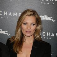 Alice Belaïdi transparente, Kate Moss ultra décolletée... Soirée chic et choc pour Longchamp à Paris