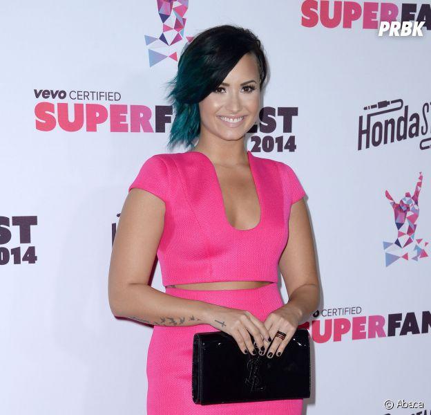 Demi Lovato a failli retourner en rehab