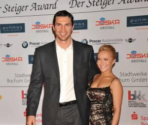 Hayden Panettiere et son fiancéWladimir Klitschko parents d'une petite fille