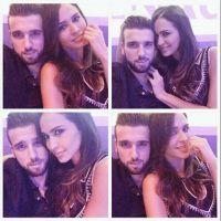 Leila Ben Khalifa et Aymeric Bonnery : week-end en amoureux à Marrakech