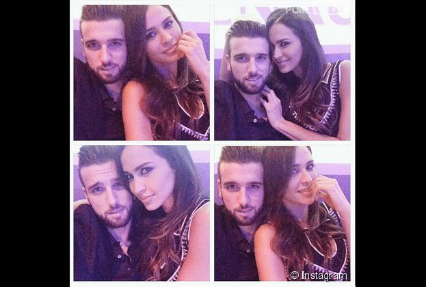 Leila Ben Khalifa et Aymeric Bonnery : week-end en couple à Marrakech, 13 décembre 2014