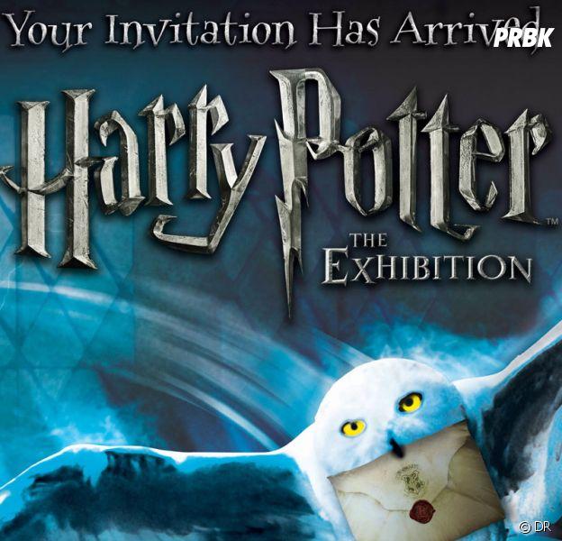 Harry Potter l'exposition ouvrira ses portes au public de France au printemps 2015