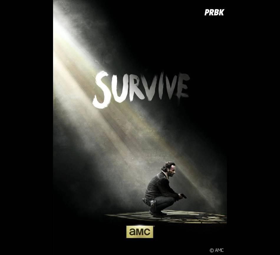 Walking Dead saison 5 : Rick de retour en force
