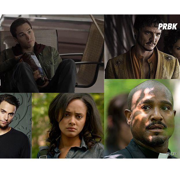 The Vampire Diaries, Revenge... les meilleurs (et les pires) nouveaux personnages de séries