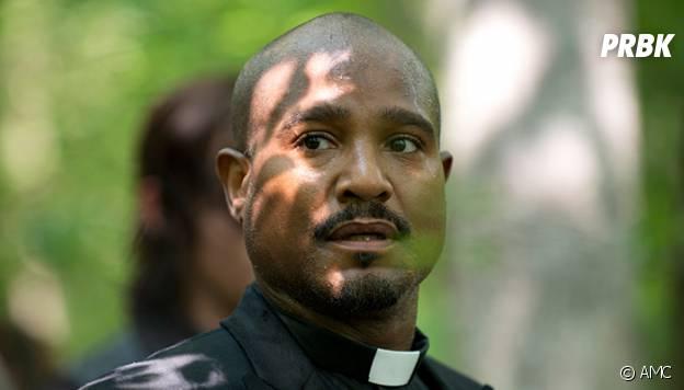Father Gabriel de Walking Dead : un des pires nouveaux personnages de séries en 2014