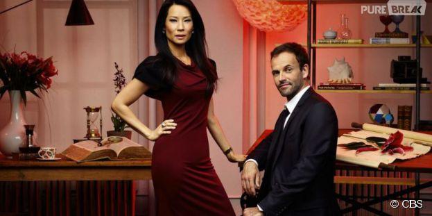 Elementary saison 2 : Jonny Lee Miller et Lucy Liu, une forte amitié entre eux