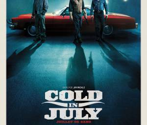 Cold in July : affiche du film