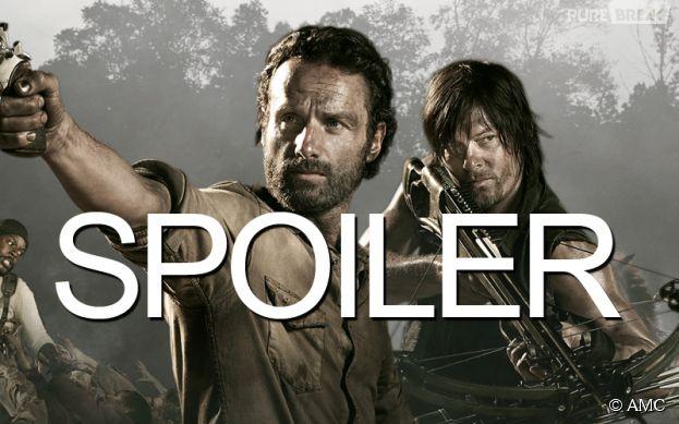 The Walking Dead saison 5 : Daryl en dépression, Rick plus ...