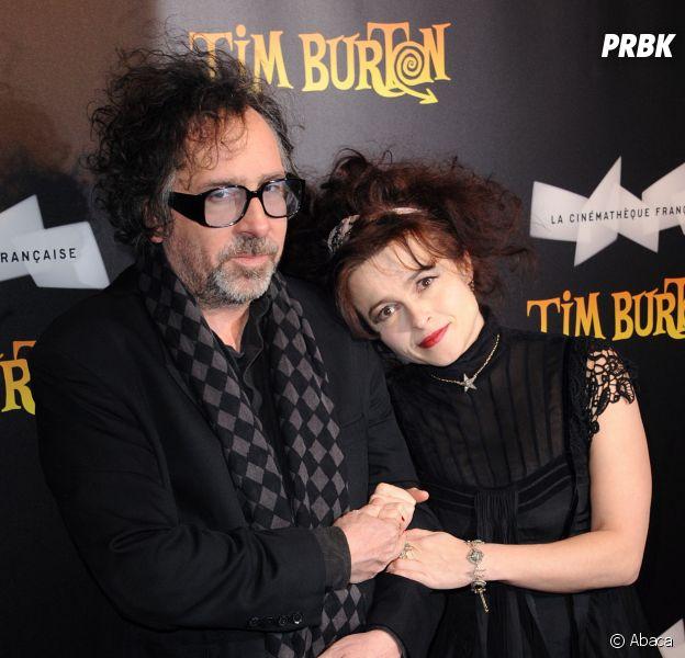 Tim Burton et Helena Bonham Carter se séparent