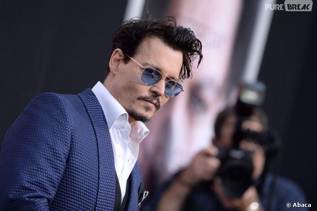 Johnny Depp deuxième du classement des acteurs américains les moins rentables de 2014