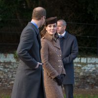 Kate Middleton enceinte : mini ventre rond pour un Noël royal
