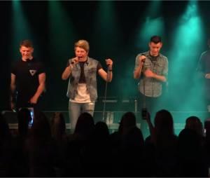 1D Tribute Band : la vidéo du groupe hommage aux One Direction