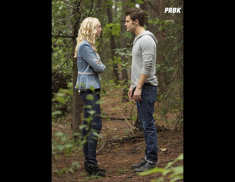 The Vampire Diaries saison 6 : Stefan et Caroline vont se rapprocher