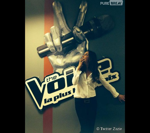 Zazie : la nouvelle coach de The Voice 4 charme le public