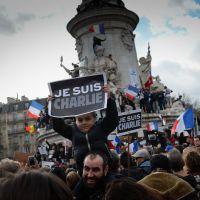 """Marche républicaine pour """"Charlie"""" : ce moment touchant que vous n'avez pas vu"""