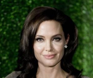 Angelina Jolie sur le tapis rouge de la 20e cérémonie des Critics' Choice Awards 2015, à Los Angeles le 15 janvier 2015