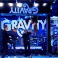Gyselle Soares dans l'épreuve Gravity dans Vendredi tout est permis le 16 janvier 2015 sur  TF1