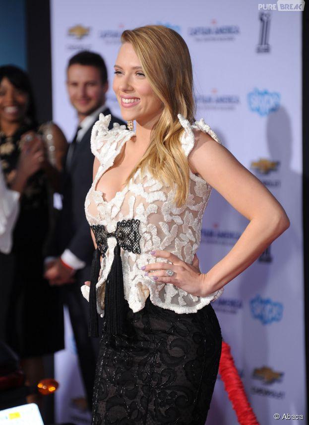 Scarlett Johansson évincée du manga Gost in the Shell à cause des fans ?