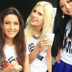 """Miss Univers 2015 : Miss Israël et Miss Liban en """"guerre"""" à cause... d'un selfie"""