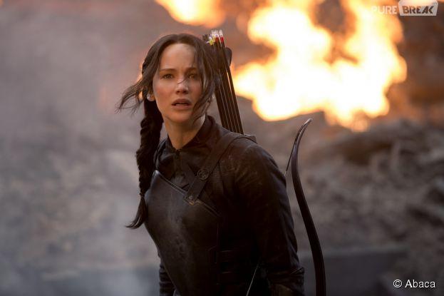 Jennfier Lawrence prête à reprendre son rôle de Katniss Everdeen pour de nouveaux films Hunger Games