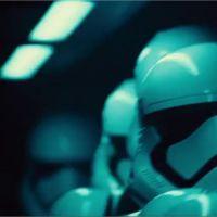 Star Wars 7 : une mannequin sous le casque d'un Stormtrooper ?